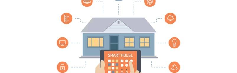 البيوت الذكية