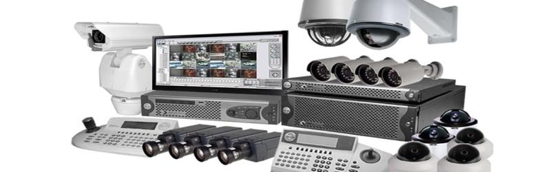 كاميرات المراقبة الرقمية