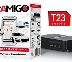 (Tramigo T23) vehicle tracking device