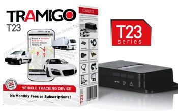 جهاز تتبع المركبات (تراميغو T23)