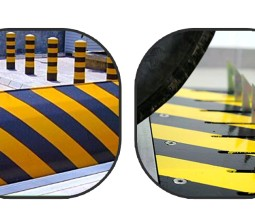 Barriers and security bumpers